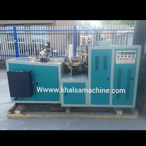 Fully Automatic Paper Cup Making Machine Manufacturers in Chandigarh