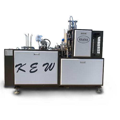 High Speed Open Cam Direct Bottom Paper Cup Making machine Manufacturers in Rajasthan