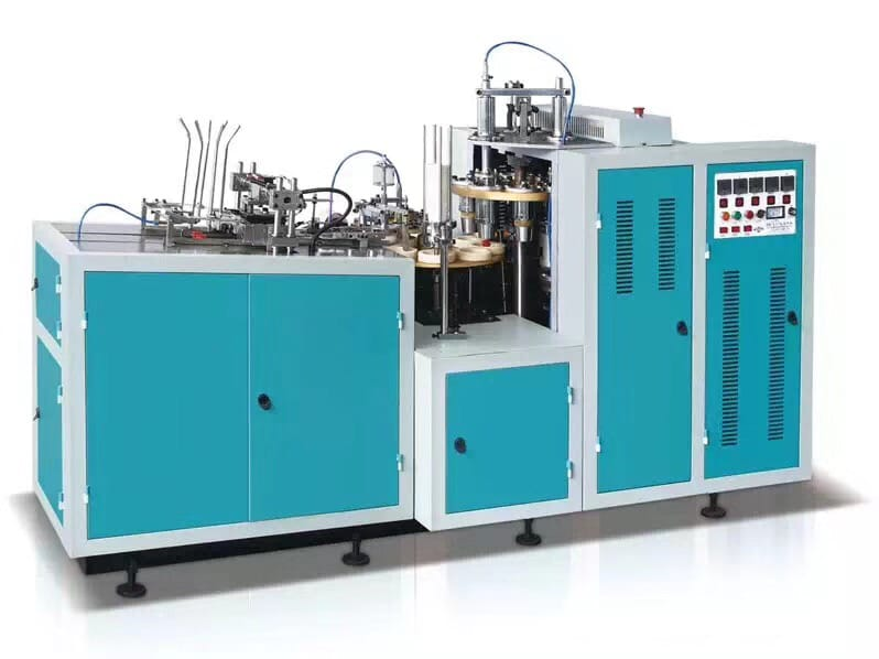 Paper Cup Making Machine Manufacturers in Puducherry Territory