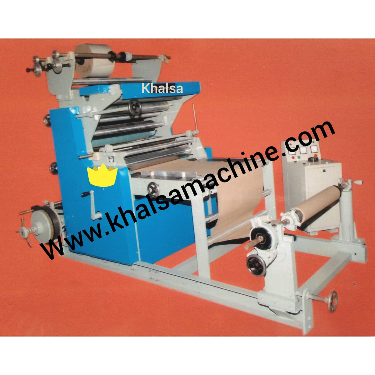 Paper Lamination Machine Manufacturers in Odisha