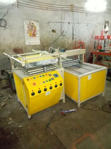 Semi Automatic Thermocol plate making Machine Manufacturers in Delhi