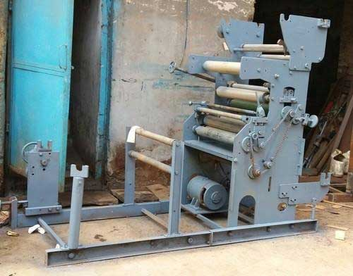 Silver Paper Plate Lamination Machine Manufacturers in Delhi
