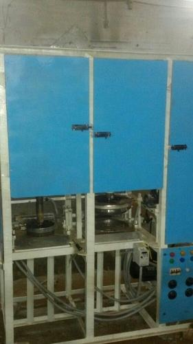 Triple Die Dona Making Machine Manufacturers in West Bengal