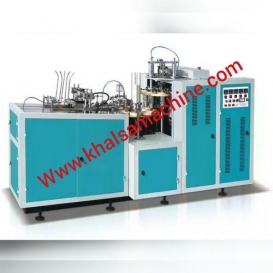 Disposable Paper Cup Making Machine in Uttar Pradesh