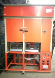 Double Die Dona Making Machine in Bihar
