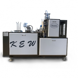 High Speed Open Cam Direct Bottom Paper Cup Making Machine in Uttar Pradesh