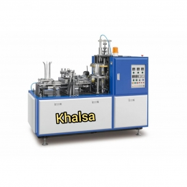 High Speed Paper Cup Making Machine in Kerala