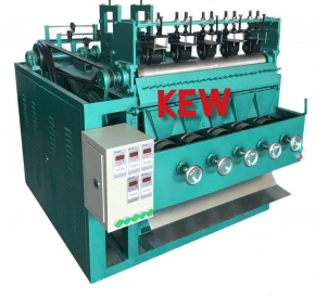 High speed steel scrubber Making Machine