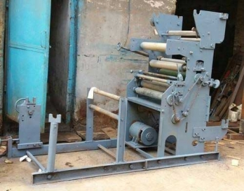 Silver Paper Plate Lamination Machine in Odisha