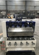 5 Balls Scourer Machine
